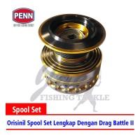 Penn Spool Set Battle II 8000 - Original Part