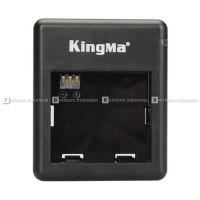Kingma Dual/Double Desktop Charger For Xiaomi Yi International Version