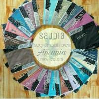 Jilbab Segiempat Rawis Original Merk Saudia Exclusive