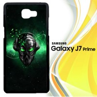 alien black walpaper R0349 Casing HP Samsung Galaxy J7 Prime Custom C