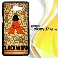 A Clockwork Orange Y0428 Casing HP Samsung Galaxy J7 Prime Custom Cas