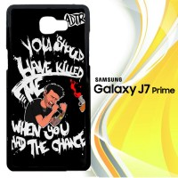 A Day To Remember Band F0872 Casing HP Samsung Galaxy J7 Prime Custom