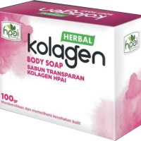 SABUN KOLAGEN (Collagen Body Soap) HPAI 100 gr