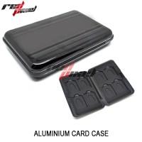 harga ALUMINIUM MEMORY CARD CASE ( BLACK ) Tokopedia.com