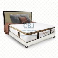 Paddington Spring Bed Kasur Springbed Windsor - Full Set - 100x200