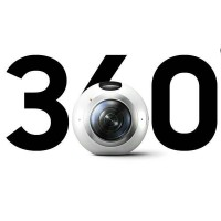 Samsung Gear Camera 360 C200 Garansi Resmi Samsung 1Tahun