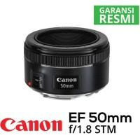 Jual Lensa Canon EF 50mm F/1.8 STM | Surabaya Murah