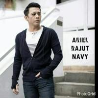 Sweater Rajut Jaket Aril NOAH Premium limited edisi