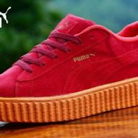 harga Sepatu Puma Rihanna Low Women Made In Vietnam Tokopedia.com