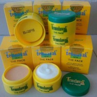 CREAM TEMULAWAK THE FACE BPOM - THE FACE TEMULAWAK CREAM DAY N NIGHT