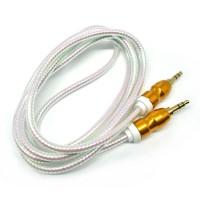 harga Kabel Jack Plug Aux Audio 3.5mm Stereo To 3.5mm Stereo Jack Plug Tokopedia.com