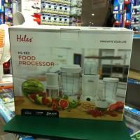 harga Heles HL 683 Food Processor/Heles blender makanan serbaguna Tokopedia.com