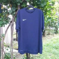 Kaos Nike DRI-FIT Touch Short Sleeve T-shirt 100% Original