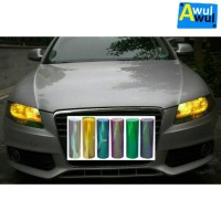 harga Stiker Scotlite Kaca Lampu Mobil & Motor Shiny Chameleon 120 x 30 cm Tokopedia.com