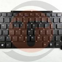 Keyboard Sony Vaio VGN-SR VGN SR Series Non Frame - Black