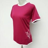 Kaos Baju Olahraga Salewa DryTon Original/ Pakaian Casual Cewek Wanita