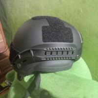 Helm Army Gegana Hitam