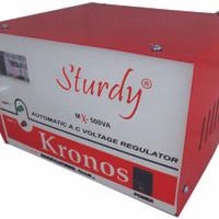 harga Stavolt Sturdy Kronos 500va Tokopedia.com