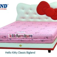 Hello Kitty Classic 180 Bigland Springbed