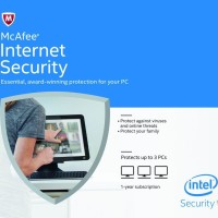 McAfee Internet Security Suite 2015 - 3 User