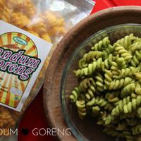 Gandum Goreng - Cemilan Sehat / Snack / Makanan Ringan