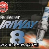 Busi NGK Iriway 8 (BKR8EIX)