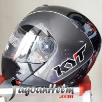 harga KYT Helm X Rocket Retro / X-Rocket Helmet XRocket Tokopedia.com