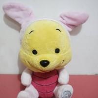 Jual Boneka Import Baby Pooh Hoody Original Brand Disneyland Murah
