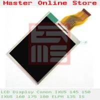 LCD Monitor Kamera Digital Canon IXUS 145 150 160 175 180 ELPH 135 IS