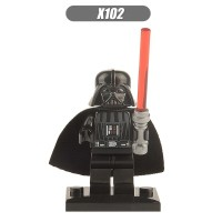 Darth Vader 102 Star Wars Minifigure Sith Lord Lego KW
