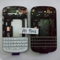 Casing Blackberry Q10 NEW ORIGINAL Fullset