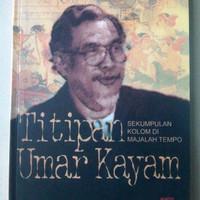 Titipan Umar Kayam - Sekumpulan Kolom di Majalah Tempo