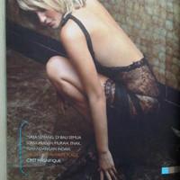Majalah Playboy Indonesia Edisi June 2006 : Doriane & Joanna Alexandra
