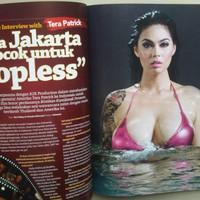 Majalah Popular November 2010 : Shinta Bachir + Tera Patrick