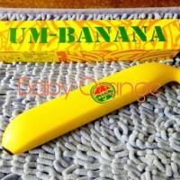 Jual Payung Pisang Umbrella Lipat Banana Botol Unik Buah Gift Yellow Murah