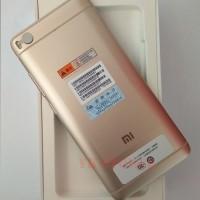Xiaomi Mi5s/Mi 5s Gold Ram 3gb Internal 64gb - Garansi 1 Tahun