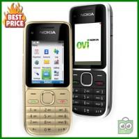 Nokia C2 GSM - HP Jadul Murah - Nokia Jadul Paling Dicari