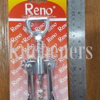 Reno corkscrew bottle opener / wine opener