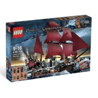 Jual Lego 4184 Pirates Of The Carribean : The Black Pearl