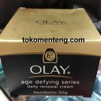 Olay age defying series daily renewal cream 50 gram
