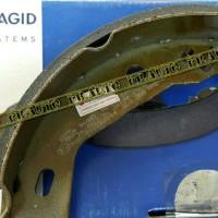 Kampas Rem Belakang w168 A140 A160 Mercedes Benz ( Brake Pad ) Pagid