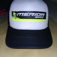 harga Topi Trucker Merida Bikes High Quality Tokopedia.com