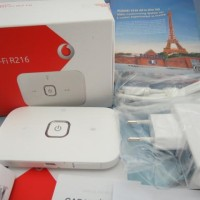 Modem Wifi 4G Huawei E5573 Mifi Vodafone R216 LTE 150 Mbps & Charger