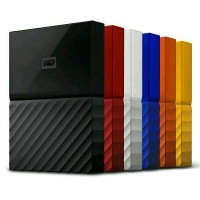 WD My Passport 1 TB hdd external