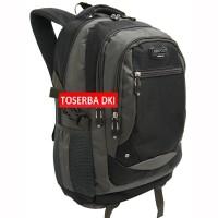 Real Polo Tas Ransel / Backpack [Gratis Bag Cover] TP44