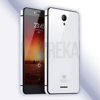 Luxury Xiaomi Redmi Note 2 Prime Pro White Silver Casing Cover Case