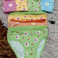Pakaian / Celana Dalam Anak Perempuan - Polkadot