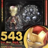 Nendoroid 543 Iron Man Mark 43