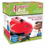 xpress x press redi cooker pembuat kue masak panggang goreng bakar