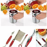 juicer set PRO V (bisa untuk jus dan sayur)